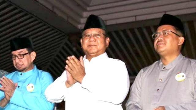 Setelah Bertemu SBY, Prabowo Akan Sambangi DPP PKS Senin Sore