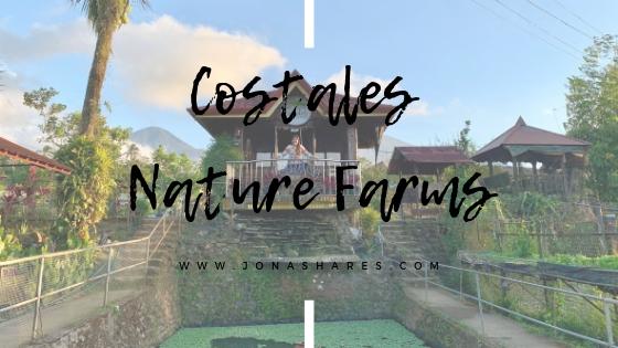 Costales Nature Farms, Majayjay, Laguna