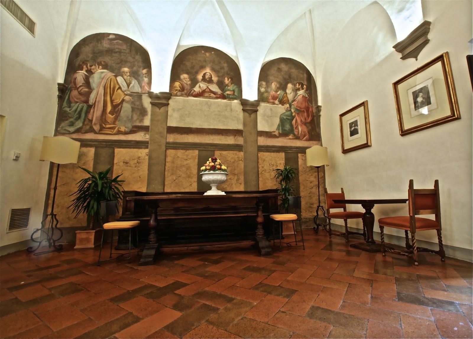 travelscore magazine belmond villa san michele florence. Black Bedroom Furniture Sets. Home Design Ideas