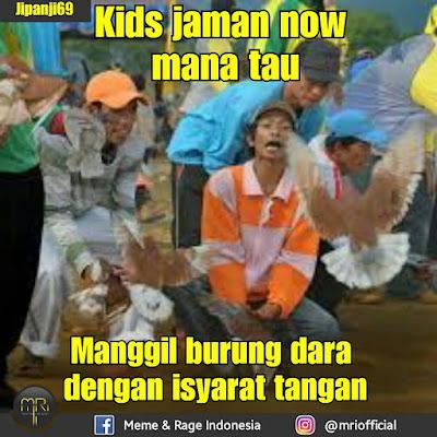 12 Meme 'Kids Zaman Now Nggak Akan Tahu' Ini Bikin Nostalgia Anak Zaman Old