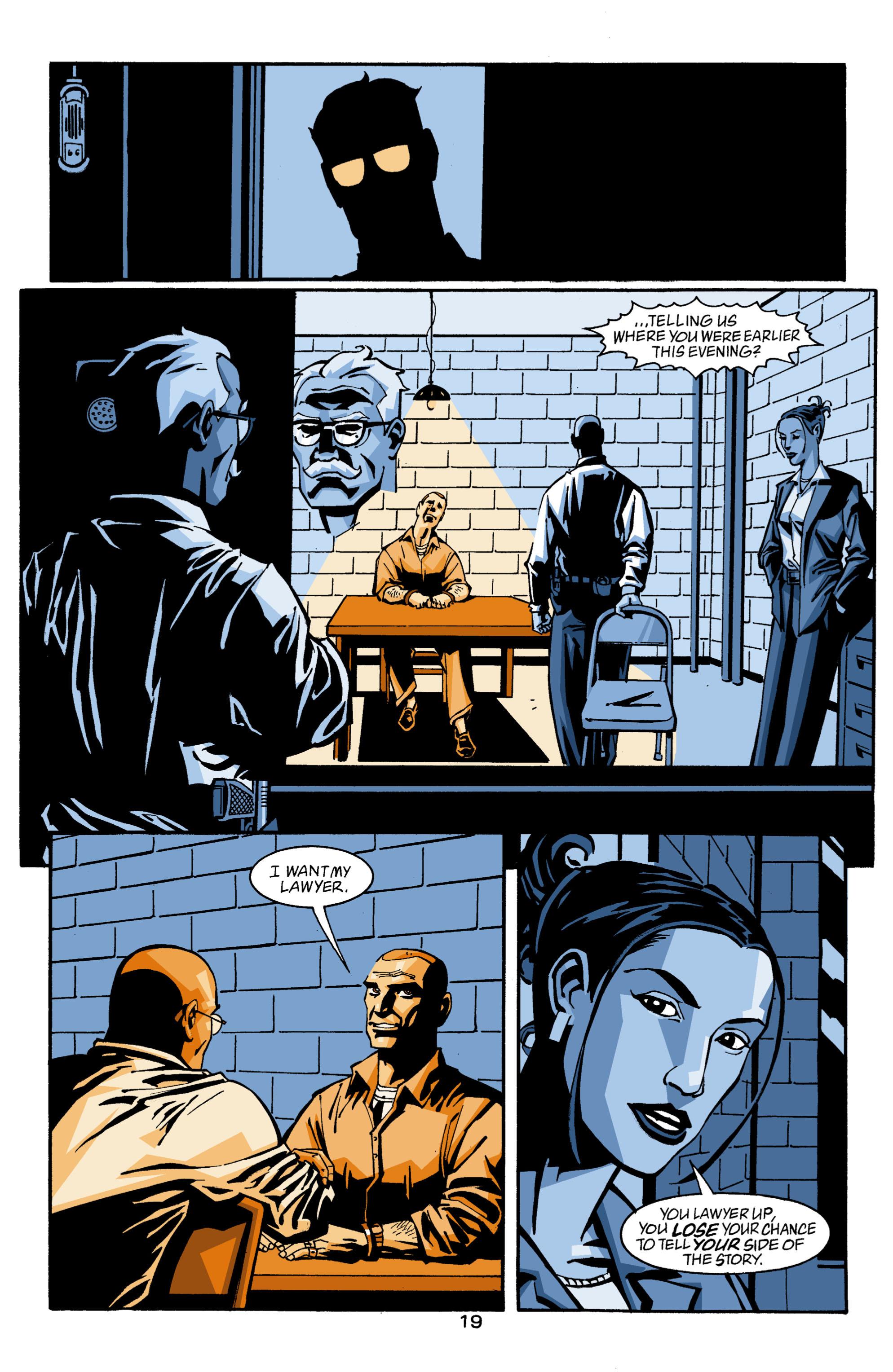 Detective Comics (1937) 742 Page 19