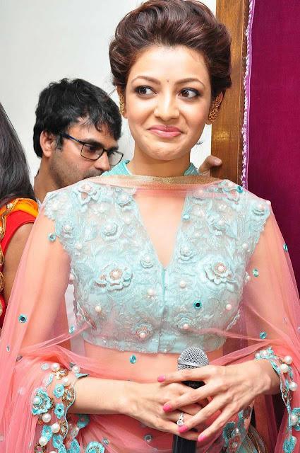 Kajal Aggarwal New Look ❤