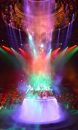 Le Rêve, The Dream, Las Vegas, Nevada