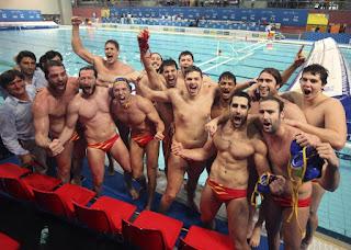 WATERPOLO - España consigue plaza olímpica por décima vez consecutiva