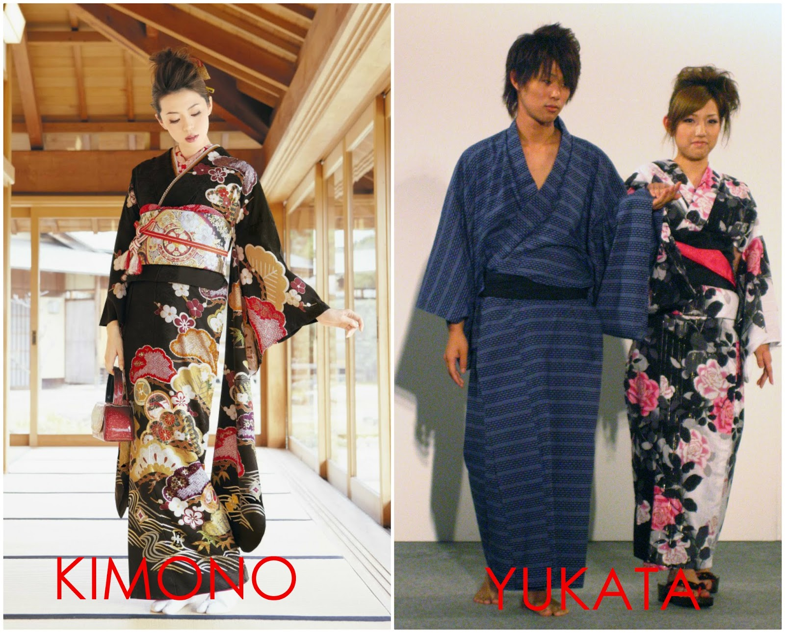 Difference Between Yukata Vs Kimono | www.imgkid.com - The ...