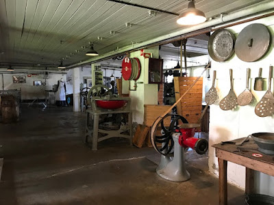 Tour of the Norwegian Canning Museum, Stavanger