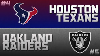 NFL Wild Card Preview Texans Raiders
