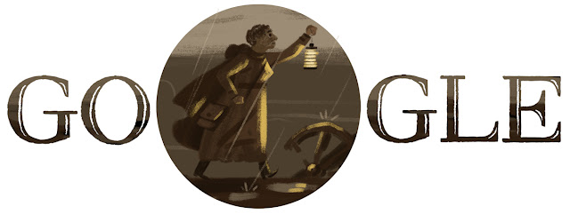 Google Doodle Celebrating Mary Seacole