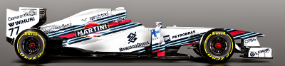 williams mundial f1 2015