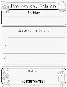 Fourth and Ten: St. Patrick's Day Graphic Organizers: Try ...