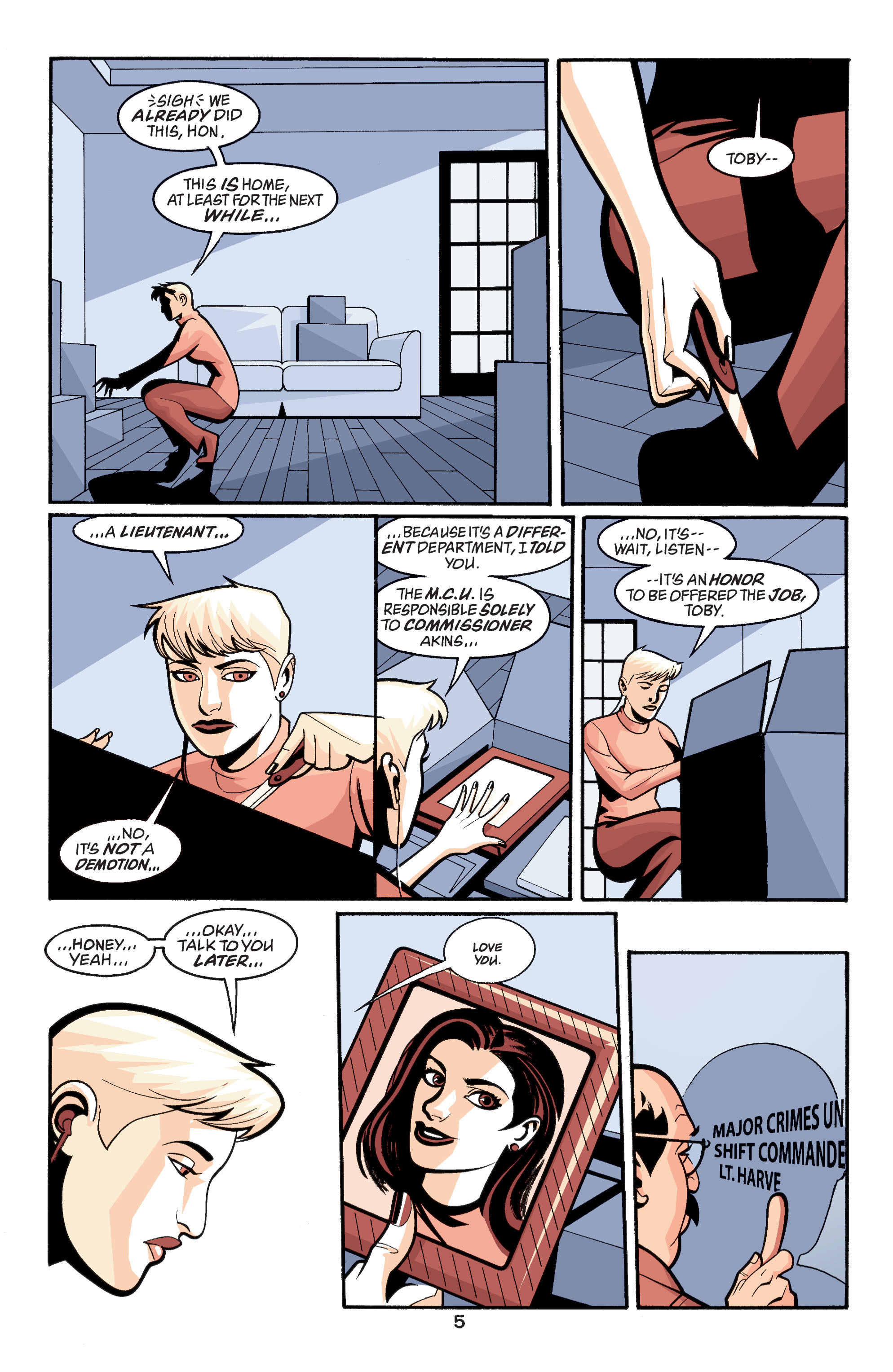 Detective Comics (1937) 764 Page 5