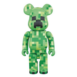 Minecraft Bearbrick Other Figures