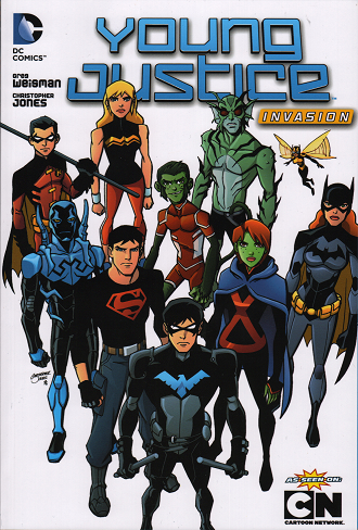Young Justice Season 2 Complete Download 480p