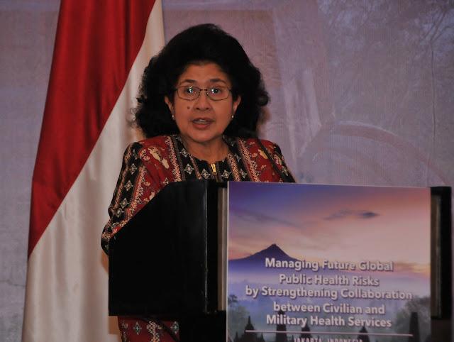 Menkes RI Tutup Konferensi Internasional dan TTX 2017