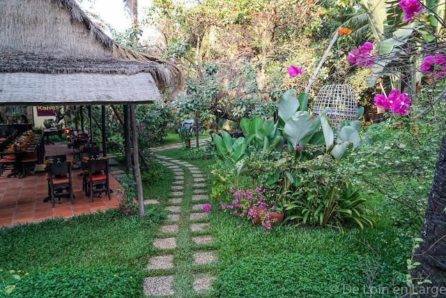 Bar-restaurant Kanell - Siem Reap - Cambodge