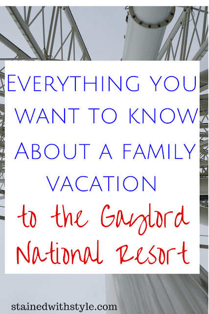 Everything you need to know about a family trip to the national harbor