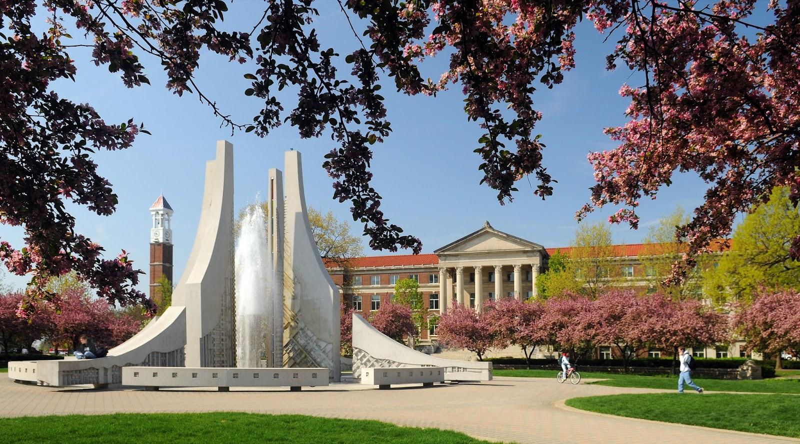 purdue university usa education bench purdue university