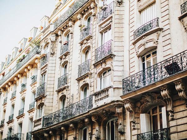 Paris, you total beauty.