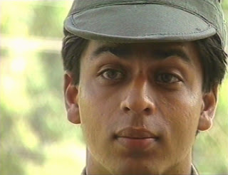 SRK in his Debut Television Series: Fauji (1988), shahrukh khan on Doordarshan