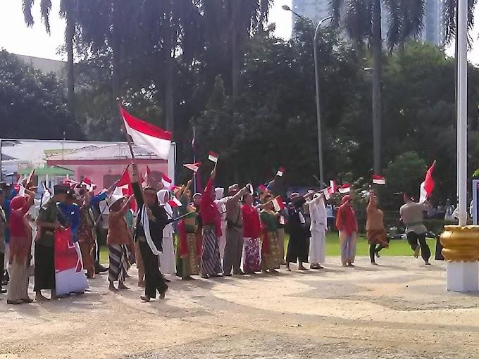 "Kodim 0508/Depok Persembahkan Drama Kolosal ""Tole Iskandar"""