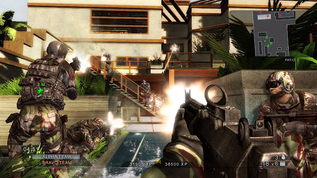 Tom Clancys Rainbow Six Vegas 2 PC Full Version Screenshot 2