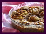 Tarta de Manzana en Miccroondas