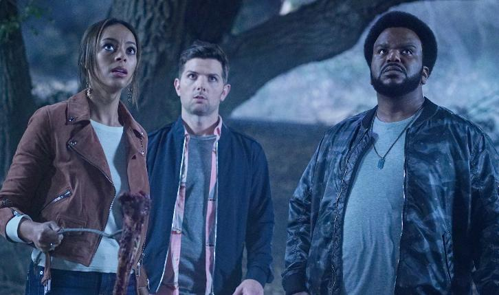 Ghosted - Episode 1.09 - Snatcher - Promo, Sneak Peek, Promotional Photos & Press Release