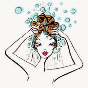 Resultado de imagem para lavar cabelos
