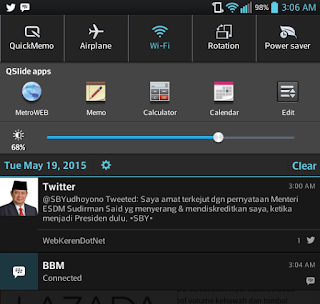 Twitter Notification without Mentions