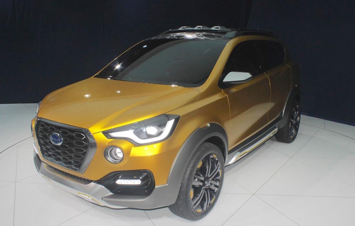 Datsun Go Cross Akan Diperkenalkan Di Indonesia Tahun 2018 Oto