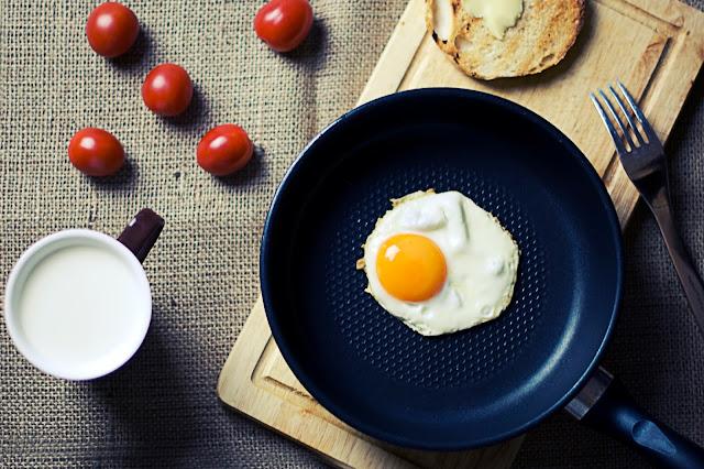 Dejeuner oeufs - Santé
