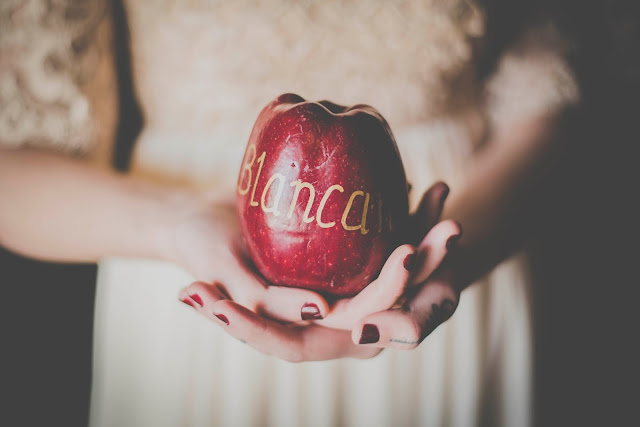 novia inspiracion blancanieves - snow white - blog mi boda