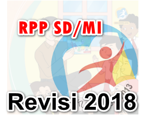 Download contoh RPP Kelas 6 Semester 1 dan 2 K13 Revisi 2018