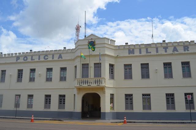 Convocação para o TAF do concurso da Policia Militar do Acre