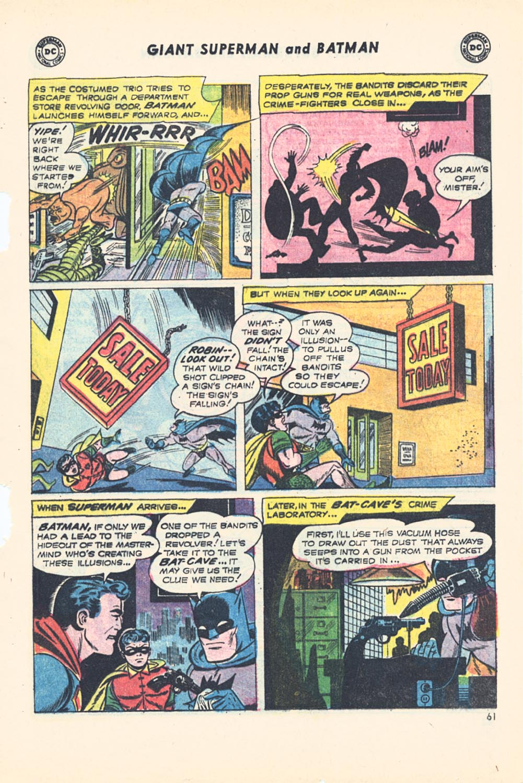 Read online World's Finest Comics comic -  Issue #161 - 62