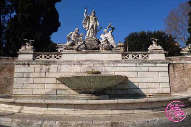 fonte praca popolo guia brasileira - Roteirinho no Centro Histórico - Roma Barroca