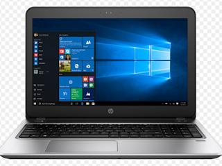 "HP ProBook 450 G4 15.6"" Business Ultrabook (Intel Core i5-7200U) Drivers Download For Windows 10 (64bit)"
