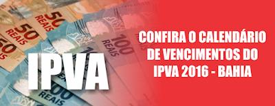 IPVA BA