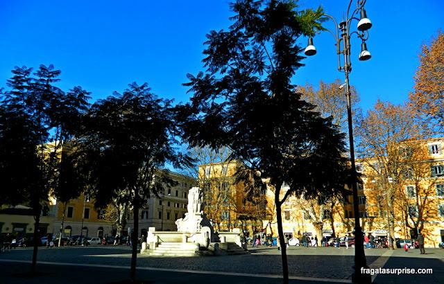 Piazza Testaccio, Roma