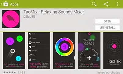 TaoMix - Relaxing Sounds Mixer