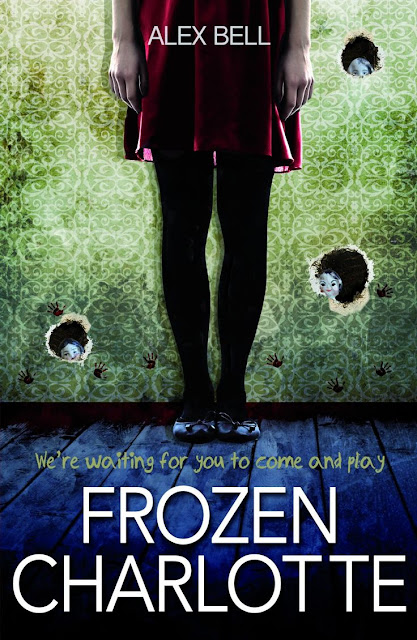 Book Review #2: Frozen Charlotte, by Alex Bell - Coffee, Books, and Music