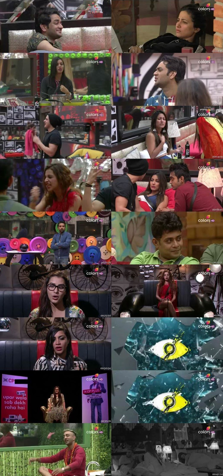 Bigg Boss 11 06 November 2017 Full Episode Download