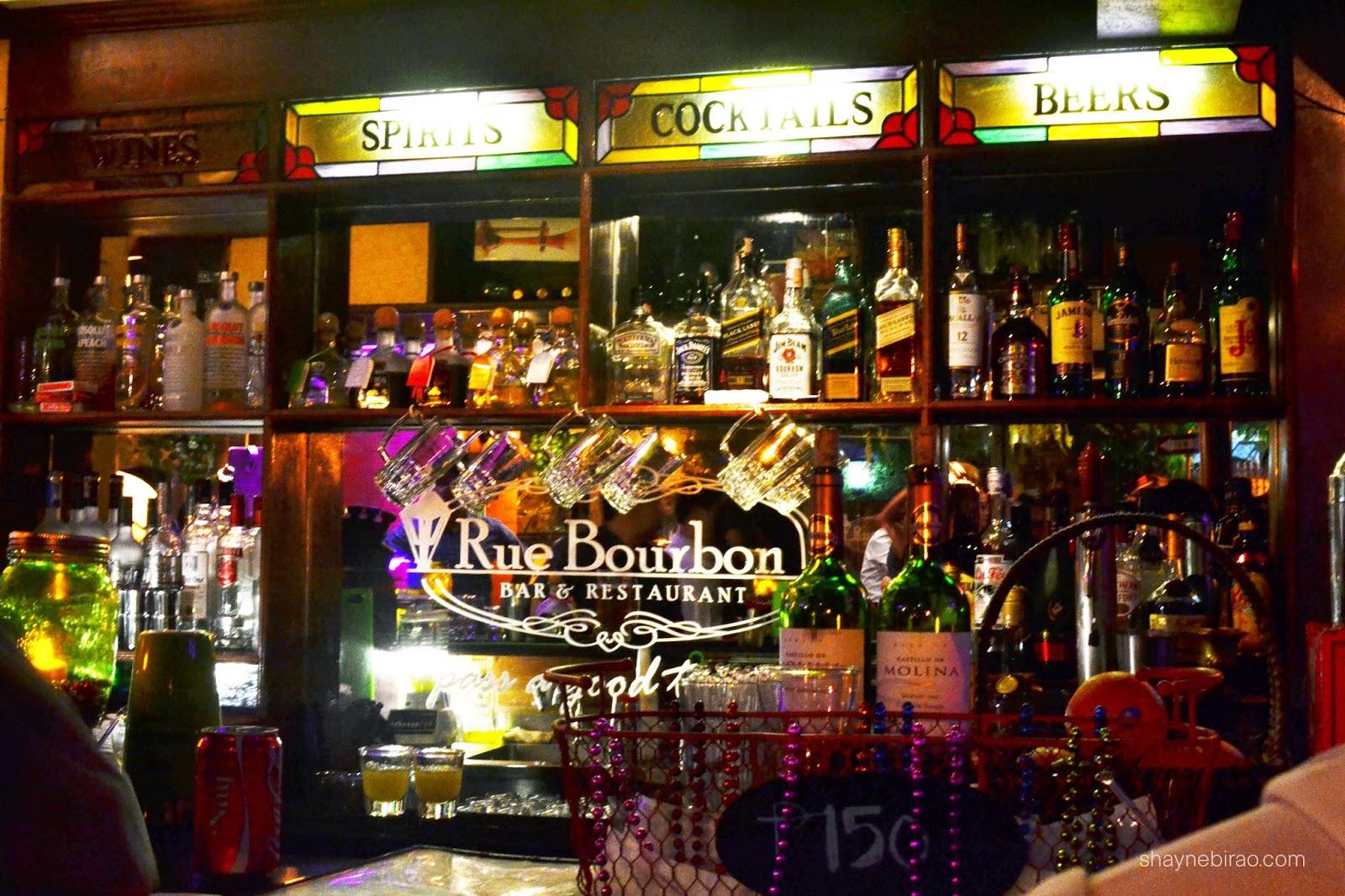 Rue Bourbon Salcedo