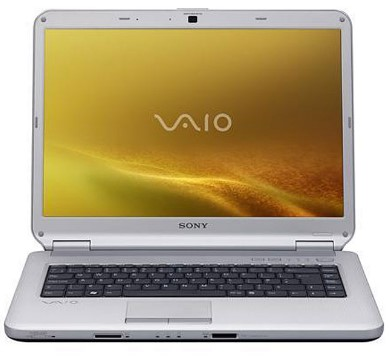 Sony Vaio VGN-NS210E/S Drivers for Windows 7 ( 32 bit )