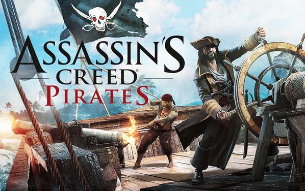 Assassin's Creed Pirates - Game android HD Grafik terbaik 2017