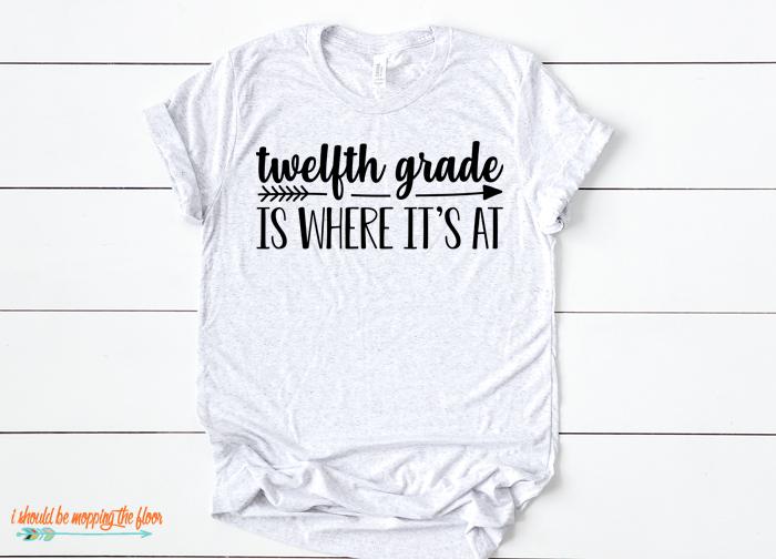 12th Grade Tshirt