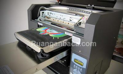 Belajar cara merakit printer DTG sendiri dengan mudah
