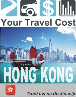 Hong Kong – Trošak