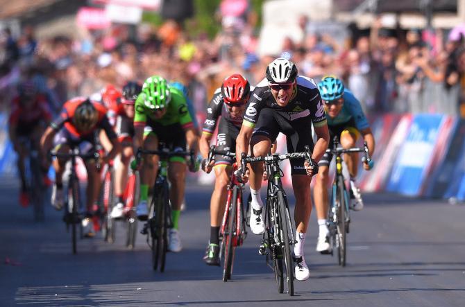 Giro de Italia 2017 - 11ª etapa