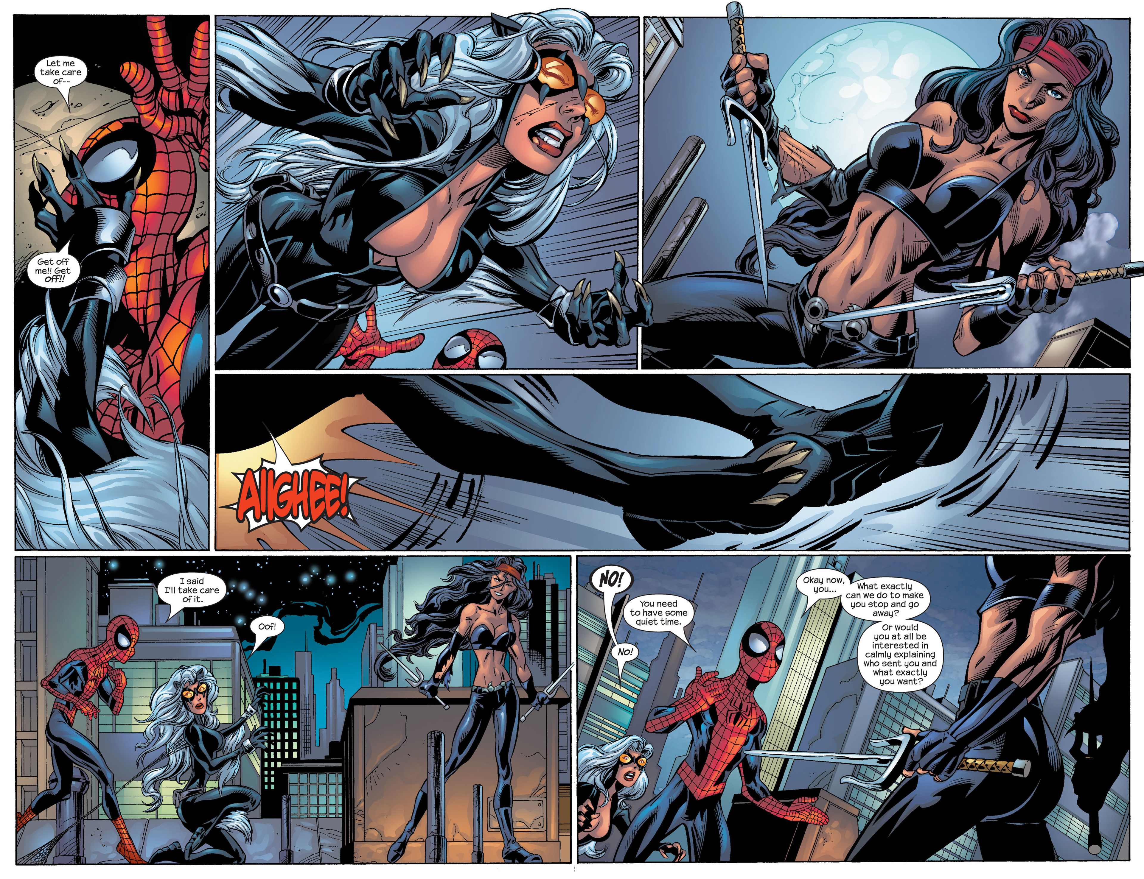 Read online Ultimate Spider-Man (2000) comic -  Issue #52 - 9